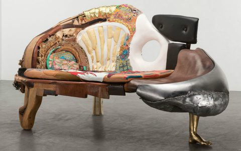 furniture collection Kostas Lambridis' Furniture Collection With Amazing Patchwork feature 480x300