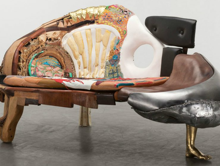 furniture collection Kostas Lambridis' Furniture Collection With Amazing Patchwork feature 740x560