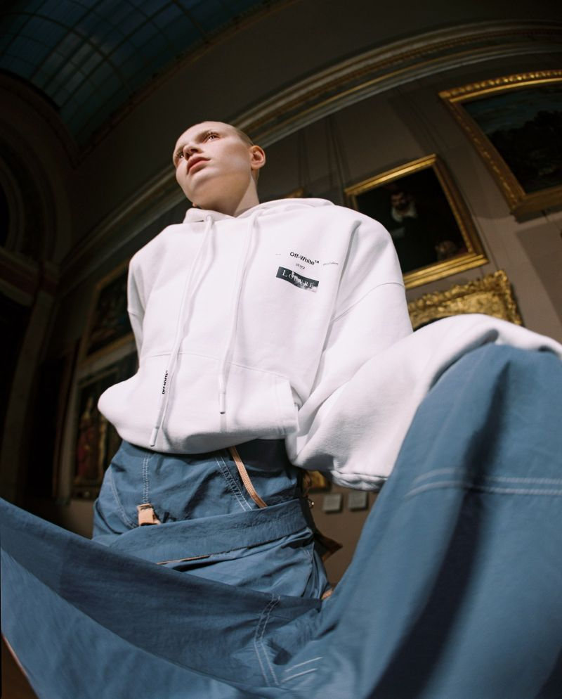 Off-White's New Collection: Virgil Abloh Collaborates With The Louvre virgil abloh Off-White's New Collection: Virgil Abloh Collaborates With The Louvre Off Whites New Collection VirgilAbloh Collaborates With The Louvre 3