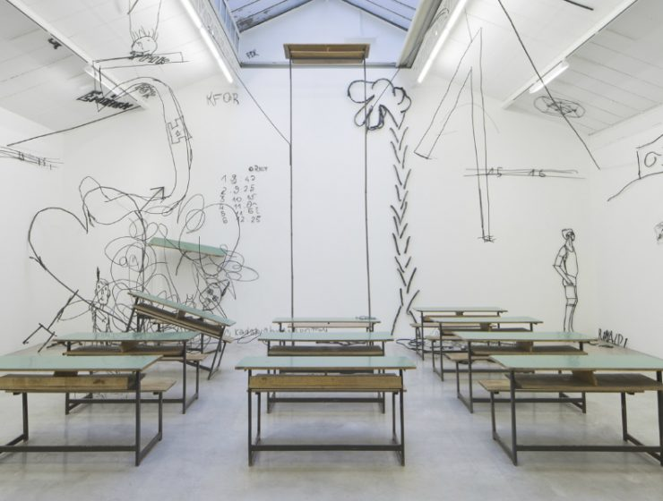 contemporary art What To Do In Paris: The Most Amazing Contemporary Art Galleries feature 740x560