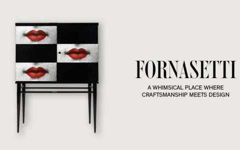fornasetti Fornasetti's New Modern Design Pieces  Ready To Blow You Away feature 480x300