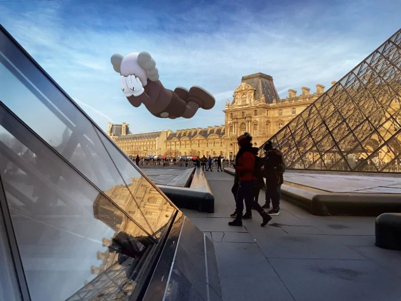 KAWS Launches Multiple Artworks All Around The World kaws KAWS Launches Multiple Artworks All Around The World KAWSLaunches Multiple Artworks All Around The World 5