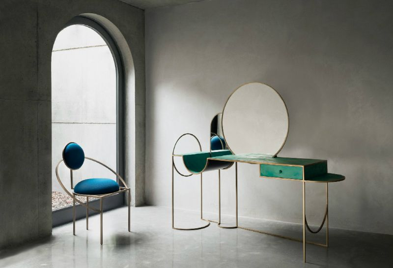 Lara Bohinc's Curvy and Feminine Art Furniture lara bohinc Lara Bohinc's Curvy and Feminine Art Furniture LaraBohincs Curvy and Feminine Art Furniture