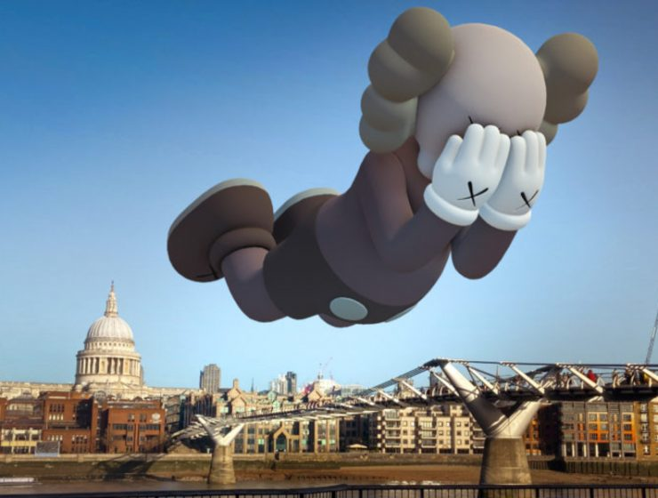 kaws KAWS Launches Multiple Artworks All Around The World feature 62 740x560 homepage Homepage feature 62 740x560