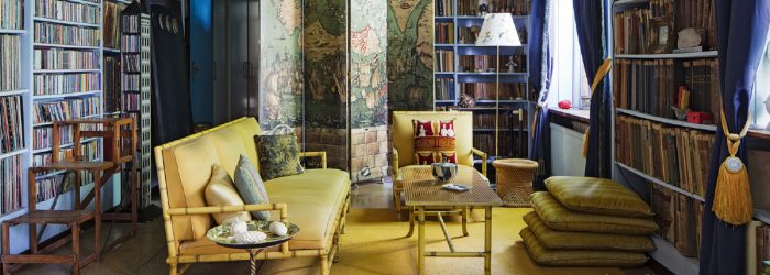 piero fornasetti Piero Fornasetti's Home in Milan is An Homage to The Design Genius feature 66 700x250 homepage Homepage feature 66 700x250