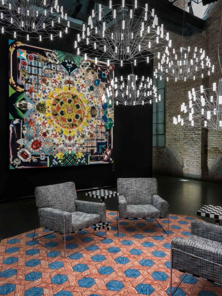 Marcel Wanders: The Man Behind Amazing Tapestry marcel wanders Marcel Wanders: The Man Behind Amazing Tapestry MarcelWanders The Man Behind Amazing Tapestry 4 768x1024