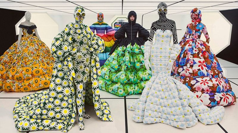 Moncler Genius Presents Another Diverse, Vibrant And Bold Collaboration moncler Moncler Genius Is Once Again At The Forefront Of Bold Luxury Design Moncler Genius Presents Another Diverse Vibrant And Bold Collaboration 6