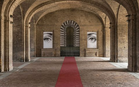 fornasetti Unraveling Fornasetti's Theatrum Mundi Exhibition in Italy Unraveling Fornasettis Theatrum Mundi Exhibition in Italy feature 480x300