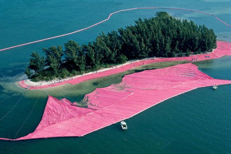 Unraveling The Story Behind Christo and Jeanne-Claude's Pink Islands christo The Pink Islands – One Of Christo and Jeanne-Claude Most Iconic Works Unraveling The Story Behind Christo and Jeanne Claudes Pink Islands 6