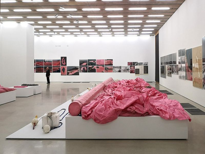 Unraveling The Story Behind Christo and Jeanne-Claude's Pink Islands christo The Pink Islands – One Of Christo and Jeanne-Claude Most Iconic Works Unraveling The Story Behind Christo and Jeanne Claudes Pink Islands 7