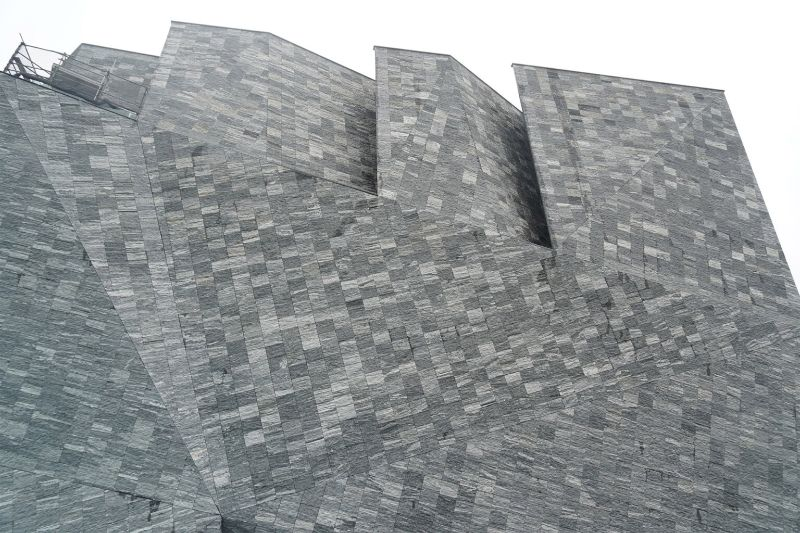 An Angular Architecture Art: Japan's New Kadokawa Culture Museum architecture art An Angular Architecture Art: Japan's New Kadokawa Culture Museum An Angular Architecture Art Japan   s New Kadokawa Culture Museum 6
