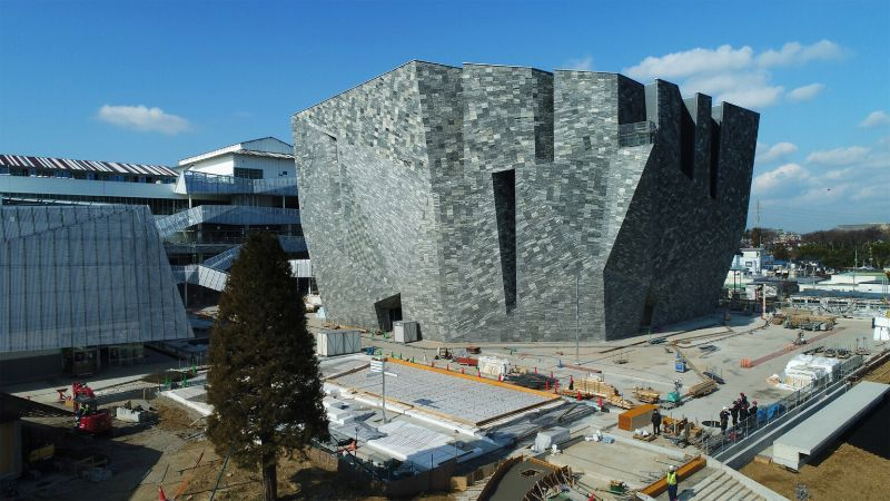 An Angular Architecture Art: Japan's New Kadokawa Culture Museum architecture art An Angular Architecture Art: Japan's New Kadokawa Culture Museum An Angular Architecture Art Japan   s New Kadokawa Culture Museum 7