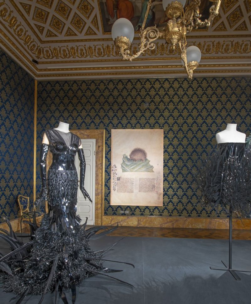 A Zoo Of Peculiarities: Animalia Fashion Exhibition at Palazzo Pitti fashion exhibition A Zoo Of Peculiarities: Animalia Fashion Exhibition at Palazzo Pitti A Zoo Of Peculiarities Animalia Fashion Exhibition at Palazzo Pitti 6
