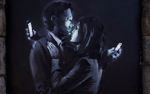 banksy Banksy – A Selection Of The Faceless Artist's Best Artworks feature image 76 480x300
