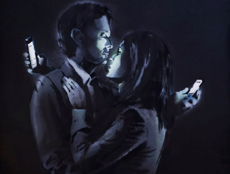 banksy Banksy – A Selection Of The Faceless Artist's Best Artworks feature image 76 740x560 homepage Homepage feature image 76 740x560