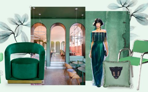 color trends Modern Furniture With Style: Color Trends For This Summer feature image 79 480x300