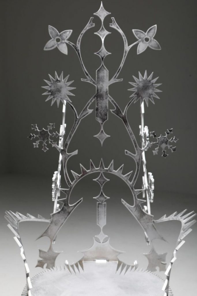 'Ornamentum': Unraveling A Furniture Design Collection With Excessive Decoration