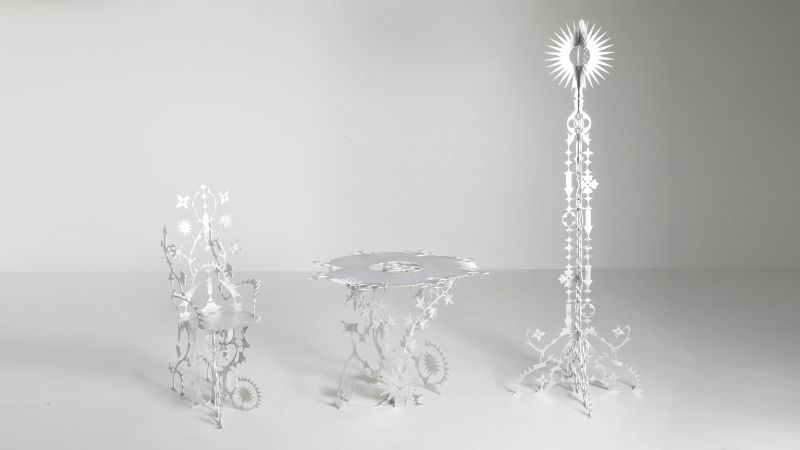 'Ornamentum': Unraveling A Furniture Design Collection With Excessive Decoration furniture design 'Ornamentum': Unraveling A Furniture Design Collection With Excessive Decoration Ornamentum Unraveling A Furniture Design Collection With Excessive Decoration