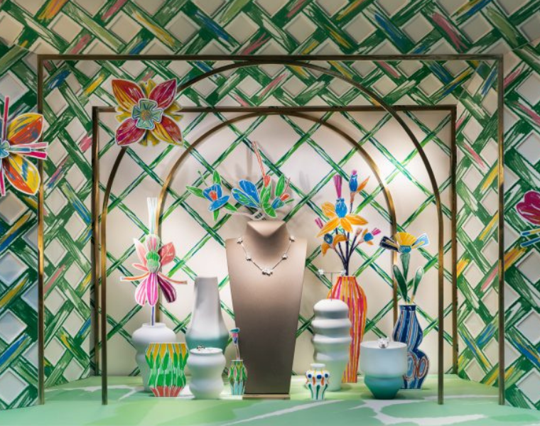 van cleef and arpels boutique A Blooming Creation: Van Cleef and Arpels Boutique in New York City Untitled design 3 760x600 homepage Homepage Untitled design 3 760x600