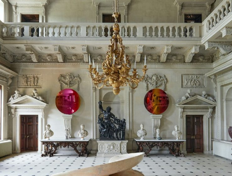 anish kapoor Anish Kapoor's Stunning Art Exhibition At Houghton Hall feature image 2020 09 14T120156 homepage Homepage feature image 2020 09 14T120156