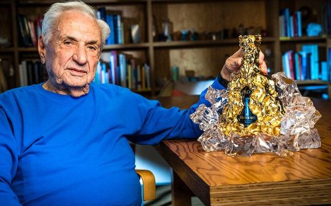 frank gehry A Golden Creation: Frank Gehry and Hennessy X.O Celebrate Design A Golden Creation Frank Gehry and Hennessy XO Celebrate Design feature image 480x300