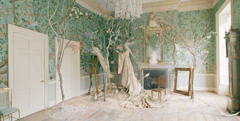 De Gournay's Hand-Painted Wallpapers Are Inexplicably Enchanting de gournay De Gournay's Hand-Painted Wallpapers Are Inexplicably Enchanting De Gournays Hand Painted Wallpapers Are Inexplicably Enchanting 2