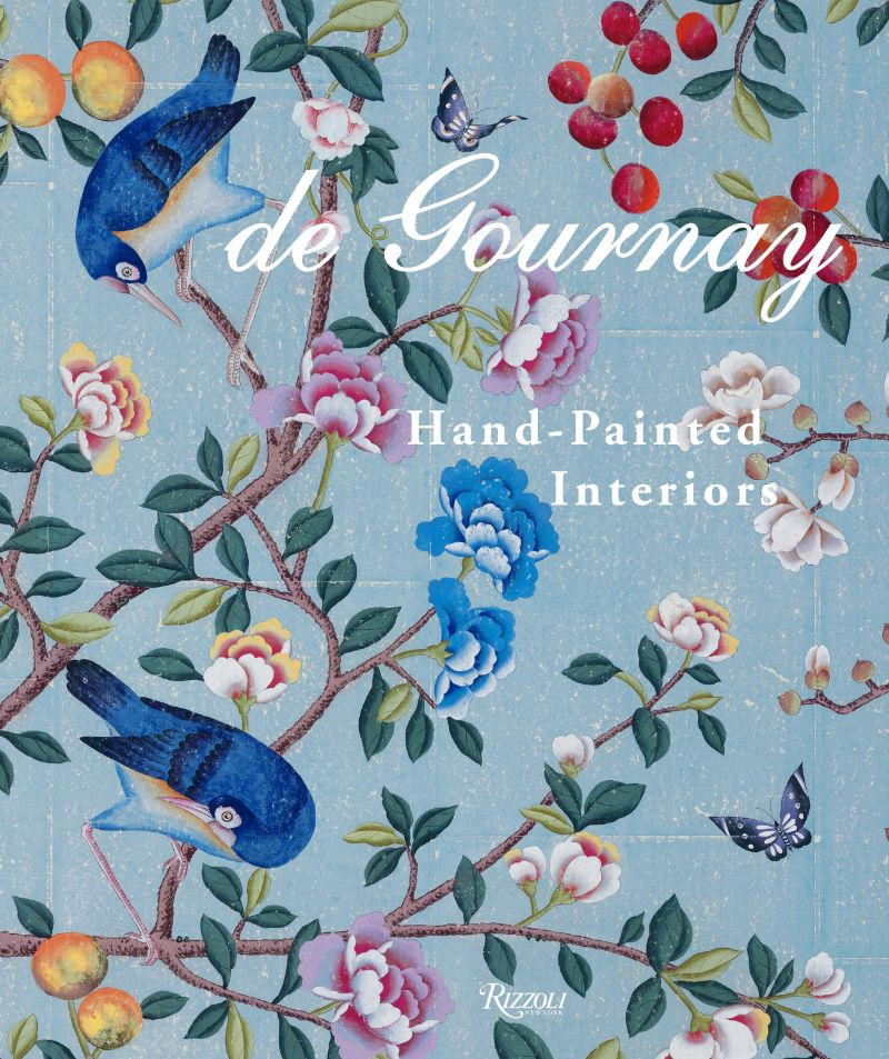 De Gournay's Hand-Painted Wallpapers Are Inexplicably Enchanting de gournay De Gournay's Hand-Painted Wallpapers Are Inexplicably Enchanting De Gournays Hand Painted Wallpapers Are Inexplicably Enchanting