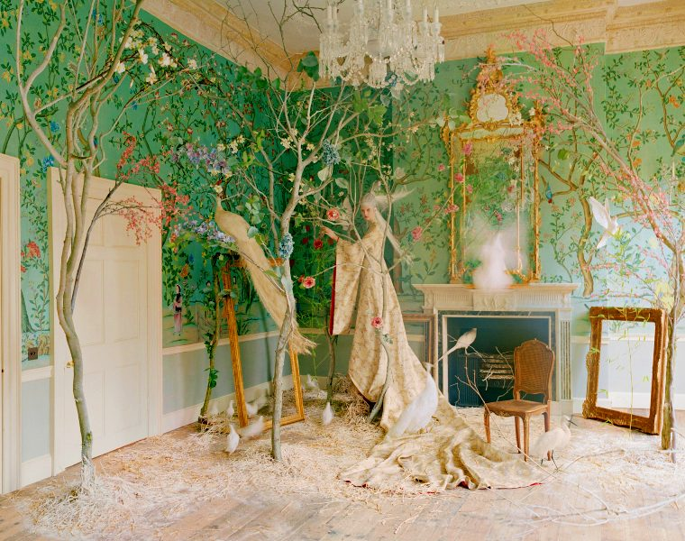 de gournay De Gournay's Hand-Painted Wallpapers Are Inexplicably Enchanting feature image 2020 10 23T142638 homepage Homepage feature image 2020 10 23T142638