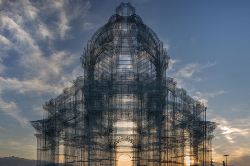 Unraveling The Top 10 Art Installations Of 2020 art installations Unraveling The Top 10 Art Installations Of 2020 Unraveling The Top 10 Art Installations Of 2020 5