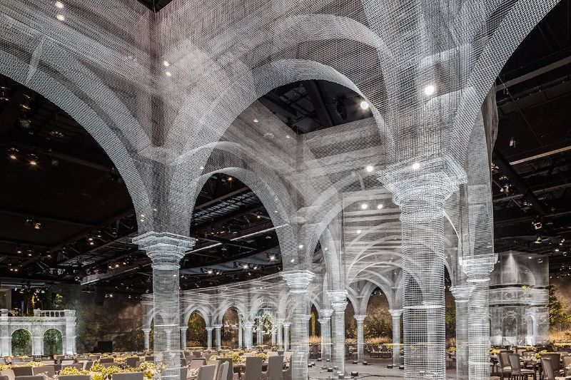 Unraveling The Top 10 Art Installations Of 2020 art installations Unraveling The Top 10 Art Installations Of 2020 Unraveling The Top 10 Art Installations Of 2020 6