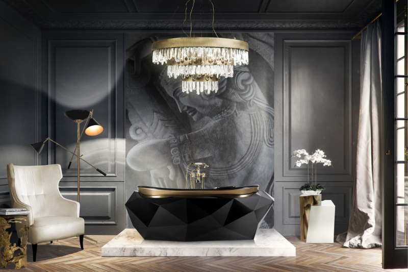 Modern Bathtubs That Are True Works Of Art modern bathtub Modern Bathtubs That Are True Works Of Art 119 1 1