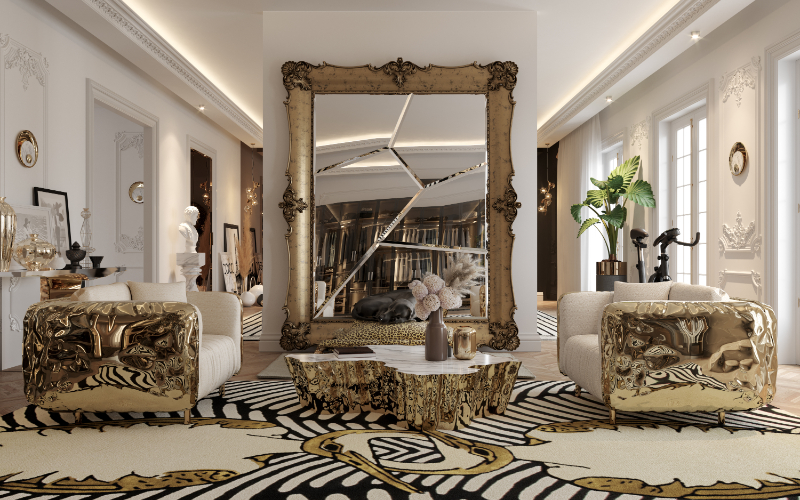Collectible Design - Discover The Artsiest Pieces Inside A Luxury Penthouse collectable design Collectable Design Pieces You Can Find In This Luxury Penthouse 27
