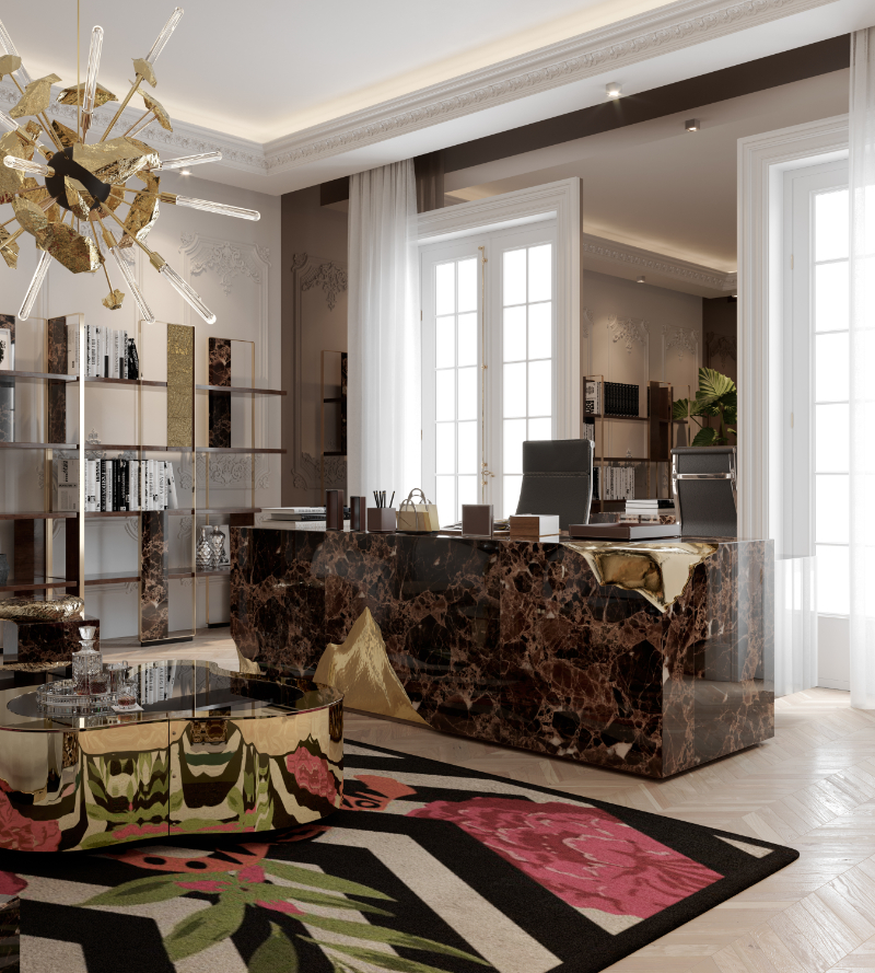 Collectible Design - Discover The Artsiest Pieces Inside A Luxury Penthouse collectable design Collectable Design Pieces You Can Find In This Luxury Penthouse 34 1