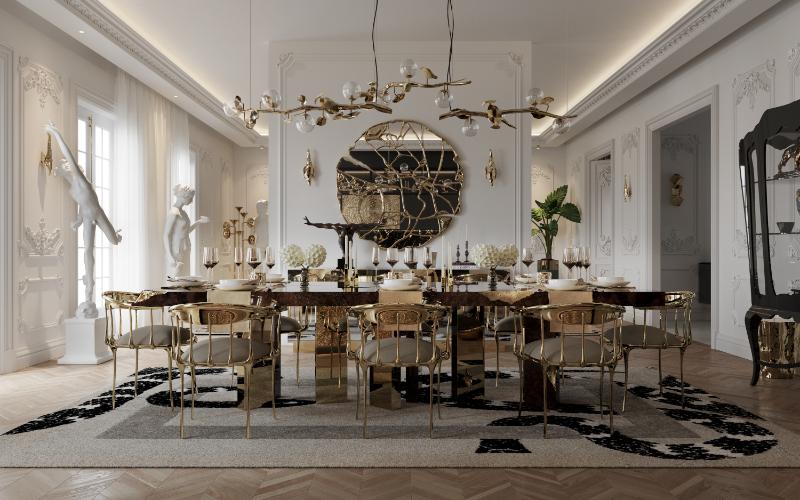 Classic Art Meets Modern Design - Home Decor Trends For 2021 modern design Classic Art Meets Modern Design – Home Decor Trends For 2021 2 2