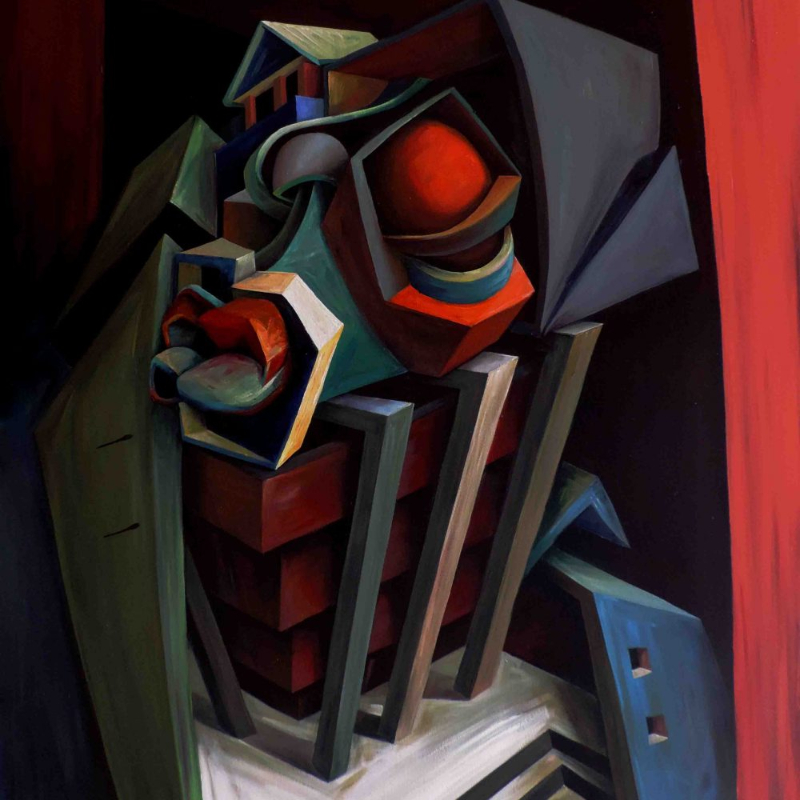Architecture and Bold Geometry In Patrick Akpojotor's Cubist Portraits cubist portrait Architecture and Bold Geometry In Patrick Akpojotor's Cubist Portraits Citizen of the World acrylic on canvas 48 X 36 inches 2019 osid4hllpqmw9baxvig3hvnjybc03mf9suz1f5fz80