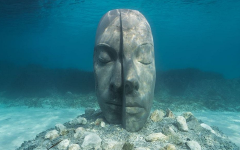An Underwater Museum Just Opened In Cannes, France museum An Underwater Museum Just Opened In Cannes, France FT ILY 16 480x300