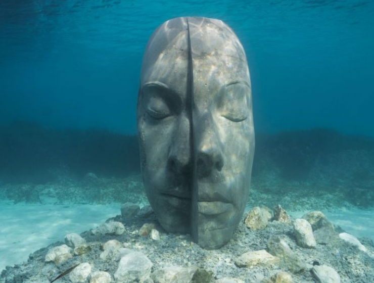 An Underwater Museum Just Opened In Cannes, France museum An Underwater Museum Just Opened In Cannes, France FT ILY 16 740x560 homepage Homepage FT ILY 16 740x560