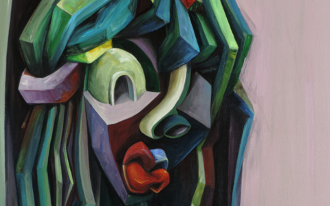 Architecture and Bold Geometry In Patrick Akpojotor's Cubist Portraits cubist portrait Architecture and Bold Geometry In Patrick Akpojotor's Cubist Portraits FT ILY 6 480x300