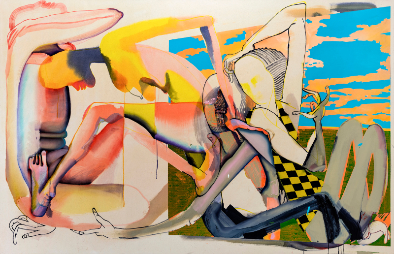 Unraveling 10 Rising Drawing Artists You Need To Know drawing artist Unraveling 10 Rising Drawing Artists You Need To Know c quarles   tha color of tha sky magic hour 2017 1
