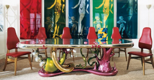 Art Furniture – 10 Iconic Creations You Need To See art furniture Art Furniture – 10 Iconic Creations You Need To See FT ILY 540x280 homepage Homepage FT ILY 540x280