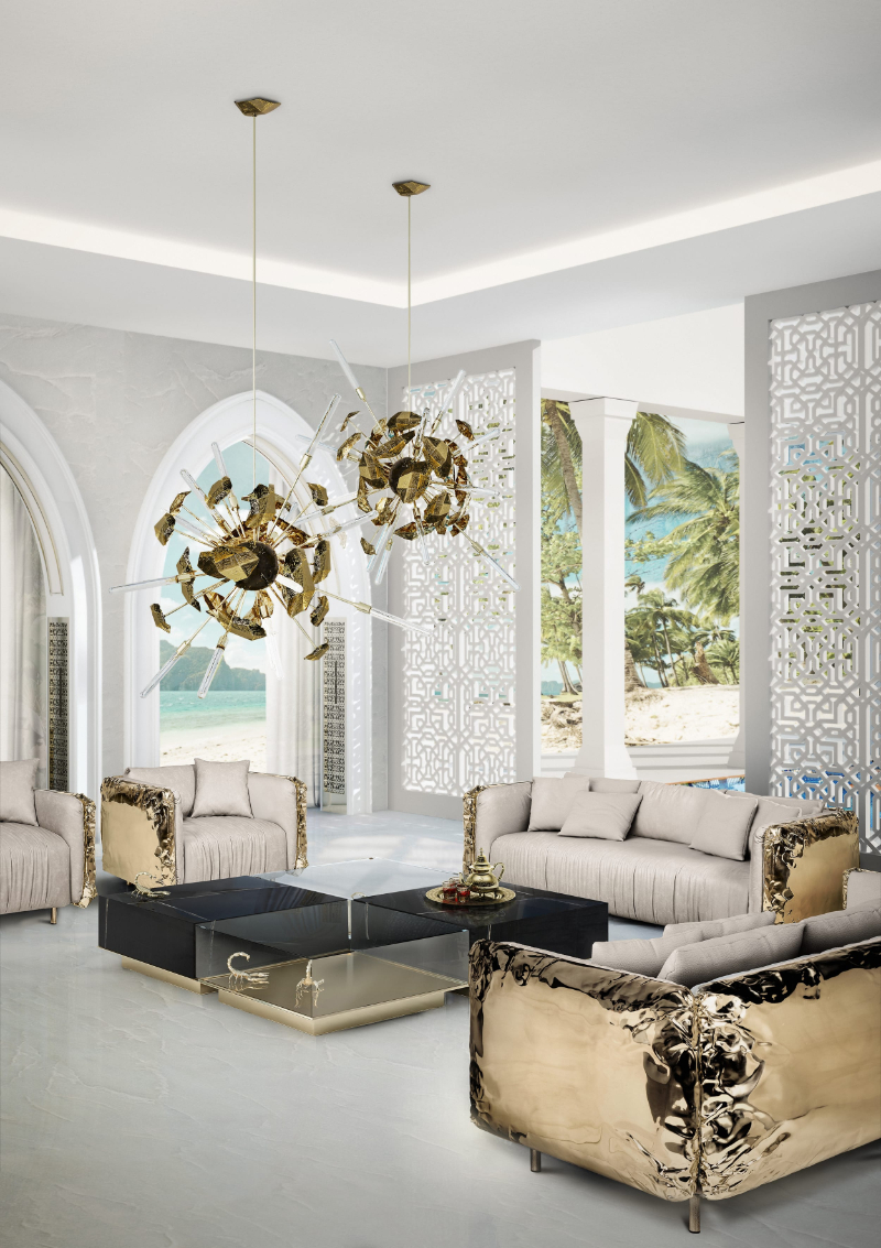 The Best Lighting Ideas For An Art-Filled Home lighting idea The Best Lighting Ideas For An Art-Filled Home ambience arabe 1