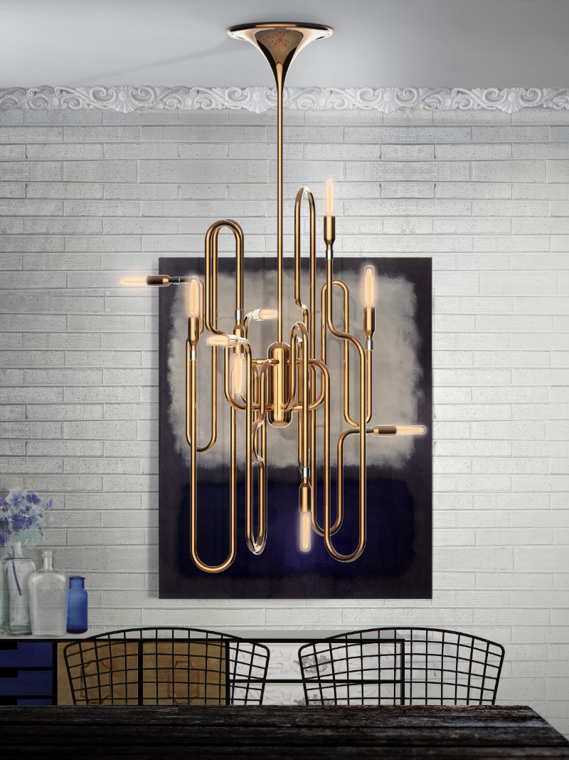 The Best Lighting Ideas For An Art-Filled Home lighting idea The Best Lighting Ideas For An Art-Filled Home clark suspension ambience 01 HR 1