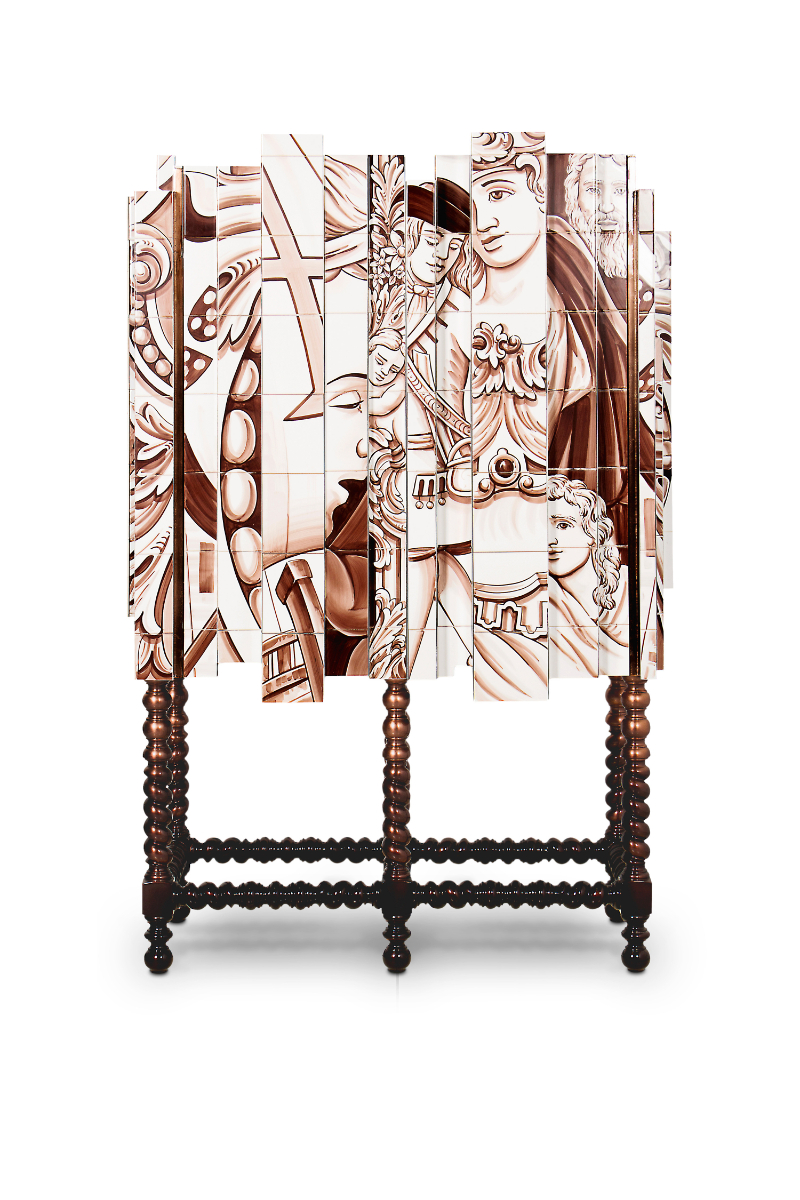 Hand-Painted Art Furniture That Stands Out In The Design World art furniture Hand-Painted Art Furniture That Standout In The Design World d heritage 1