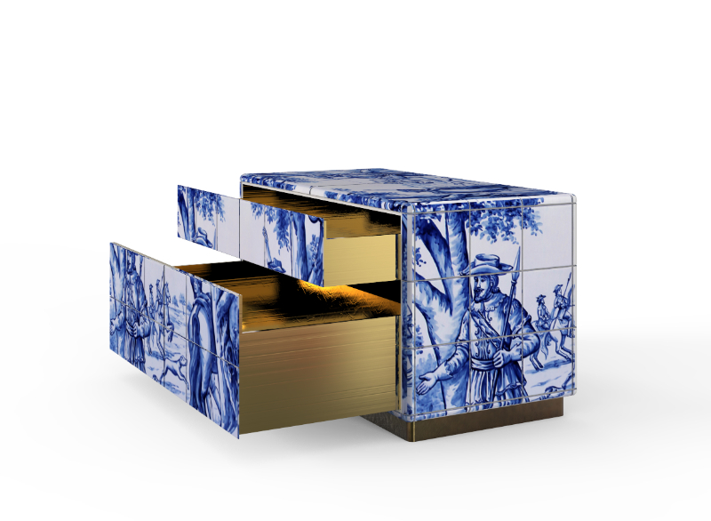 Hand-Painted Art Furniture That Stands Out In The Design World art furniture Hand-Painted Art Furniture That Standout In The Design World heritage 1 1