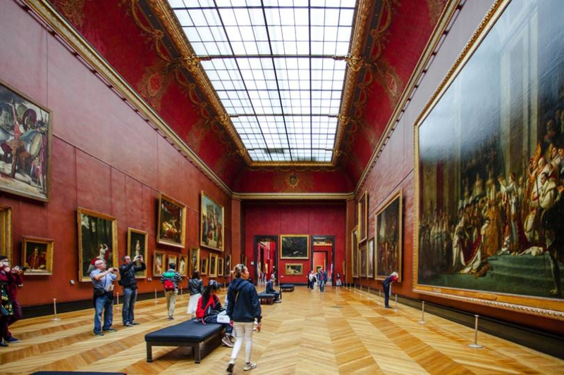 Louvre Entire World-Famous Art Collection Is Now Available Online louvre Louvre' Entire World-Famous Art Collection Is Now Available Online image 19 1
