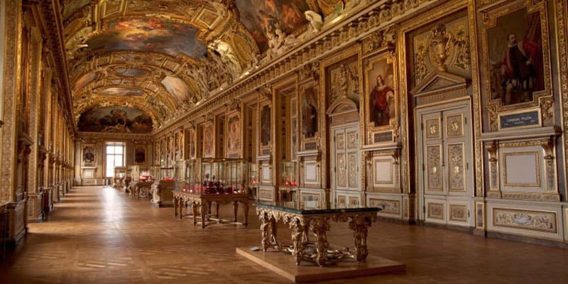 Louvre Entire World-Famous Art Collection Is Now Available Online louvre Louvre' Entire World-Famous Art Collection Is Now Available Online louvre inside big