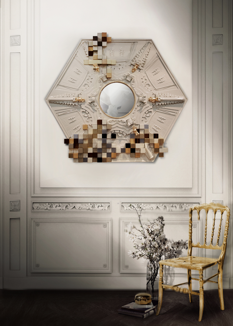 Modern Mirrors That Are Gallery-Worthy