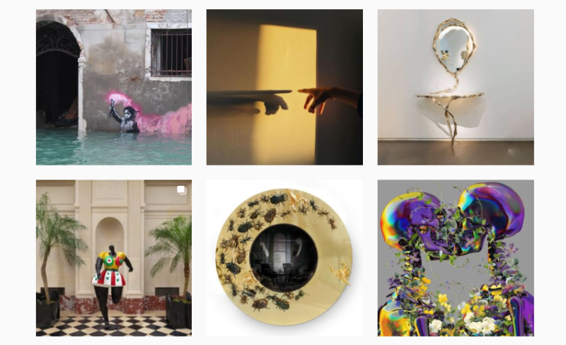 Instagram Accounts To Fuel Your Inspiration Throughout The Week instagram account Instagram Accounts To Fuel Your Inspiration Throughout The Week 2021 05 11 2