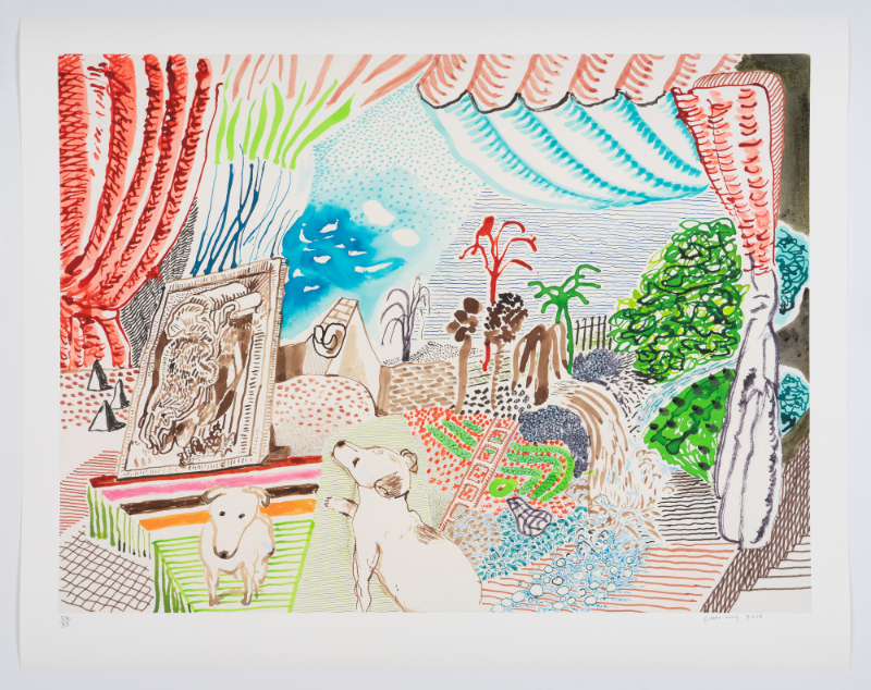 The Best Design Exhibitions You Can't-Miss During This Summer design exhibition The Best Design Exhibitions You Can't-Miss During This Summer 77059 26 HOCKNEY v01 HighResolution300dpi
