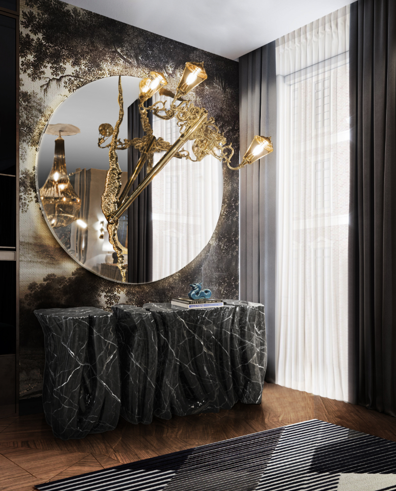 Splendid Marble Furniture For An Interior Design Out Of This World marble furniture Splendid Marble Furniture For An Interior Design Out Of This World BL monochrome
